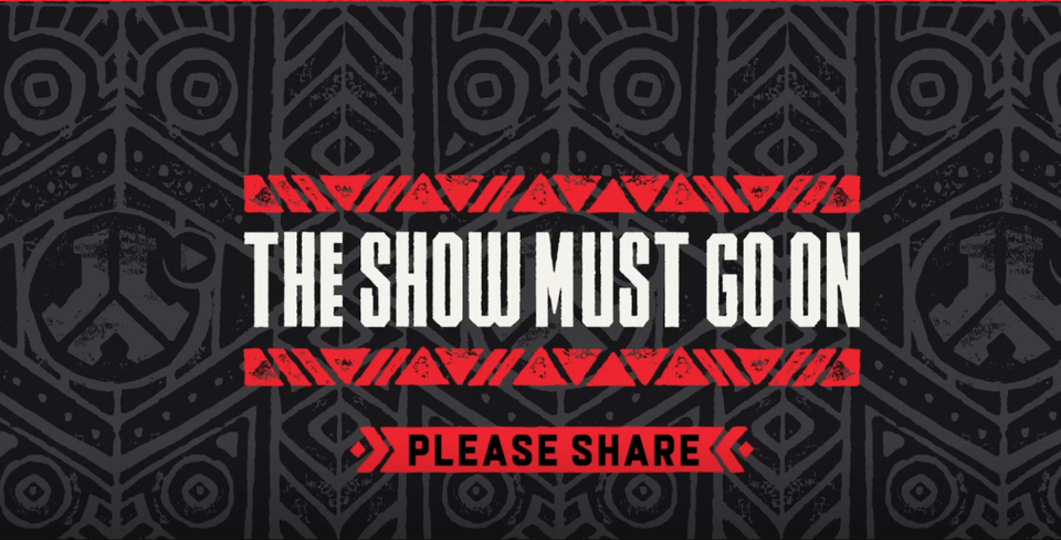 Defqon1 at Home edition 2020 – Defqon.1 Endshow 2020: The Show Must Go On!